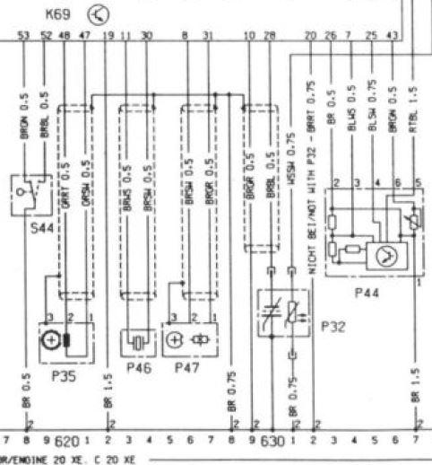 Fantastisch Kadett Baseboard Heizung Schaltplan Zeitgenössisch ...