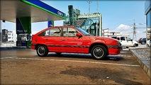 Mein Kadett E GT 1989