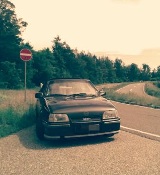 Kadett E Cabrio GSI