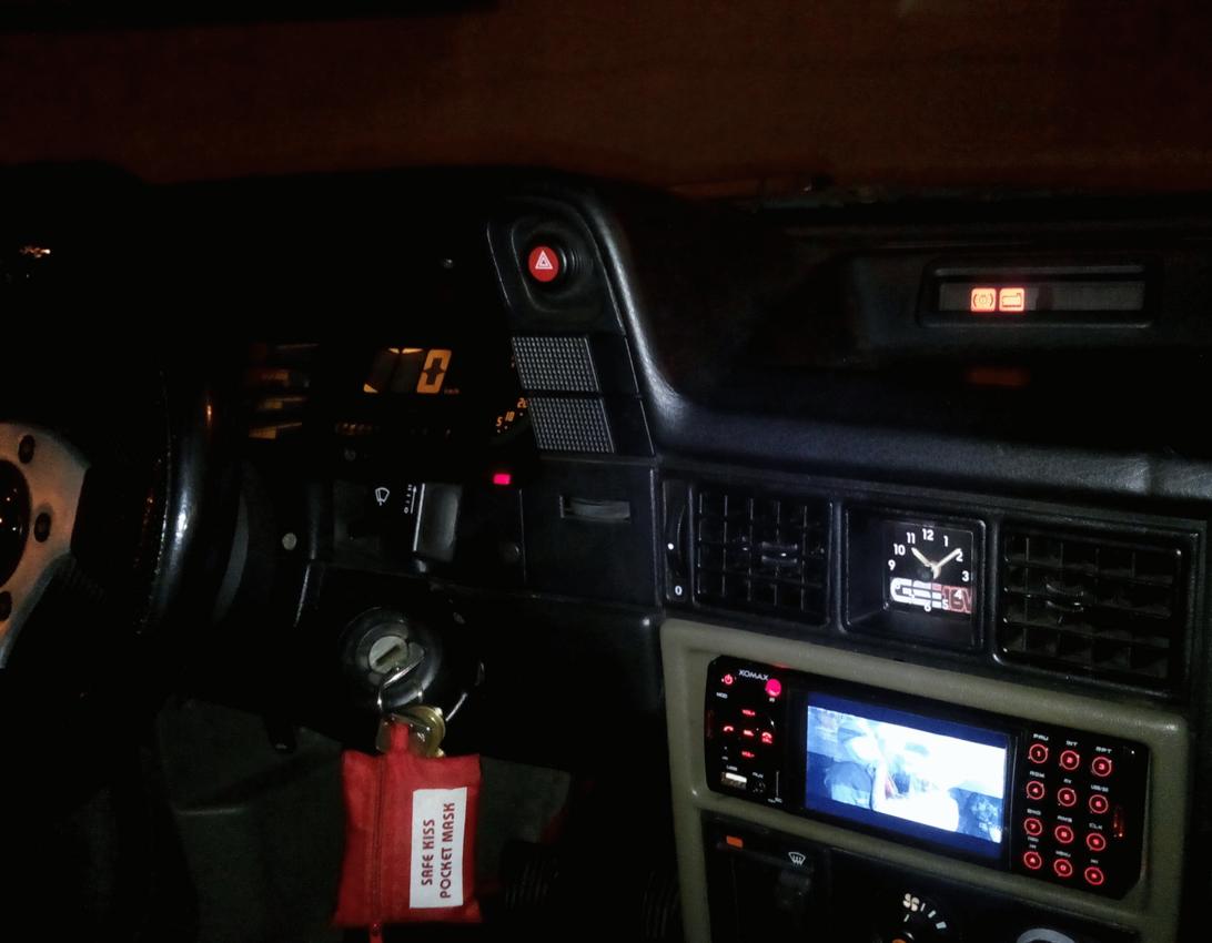 Mein Cockpit