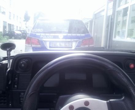 """""""allgemeine"""" Verkehrskontrolle bitte"""