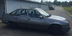 Mein Opel Kadett e Stufenheck