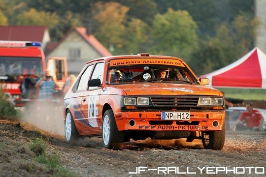 Opel Kadett D Rallye