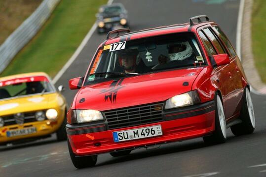 DSK freies Fahren Nürburgring Nordschleife