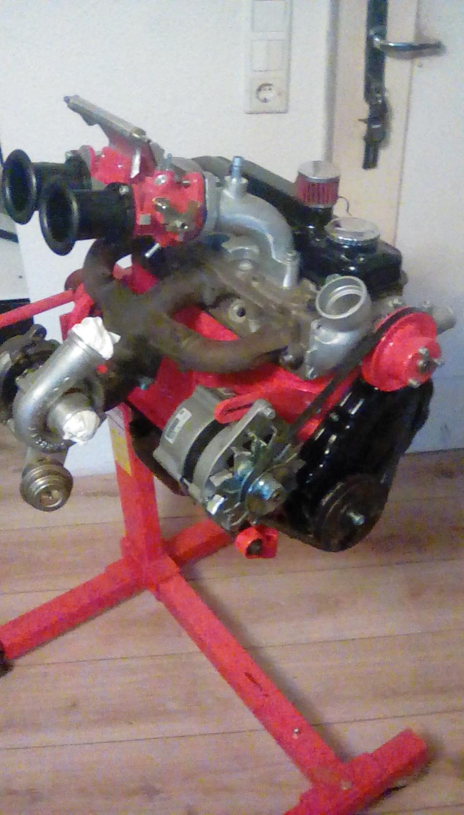 OHV +UMC 2 (Turbo-projekt)