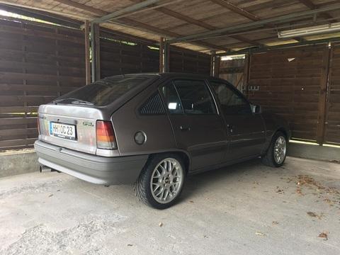 Kadett E , c14nz, BJ 1989 ,119tkm , 60/40 Fahrwerk , Novus ESD