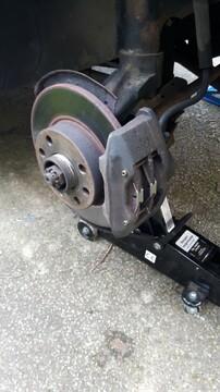 kleine Bremse - immer Probleme