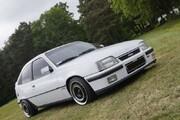 My white 16V