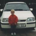 Ich mit 6 Jahren ca,(1990) :-)