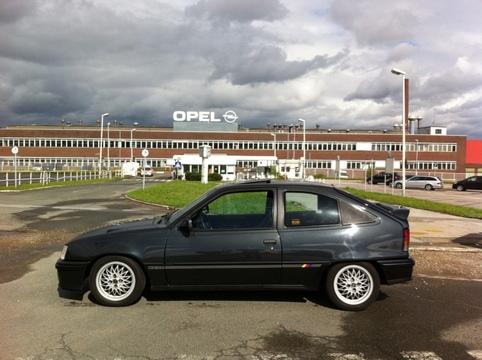 Opel Bochum 2015 / 25 Jahre Später