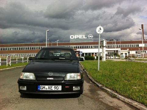 Opel Bochum - 2015