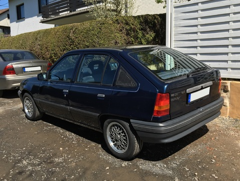 Opel Kadett E 1.8i Beauty