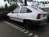 Opel Kadett E CC aus 1987 unverbastelt Originalzustand mit H-Kennzeichen selten 75 PS