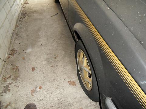 Unberührt seit 1986 in der Garage