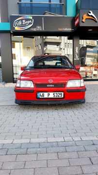 Das Auto meiner Cousine C20NE