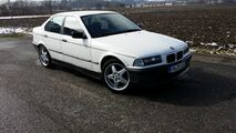 Winterauto BMW E36