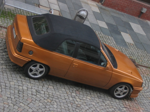 Kadett Nummer 3 , Version 2005-2012