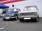 Auto Union 1000S  deLuxe und ein Opel Kadett A