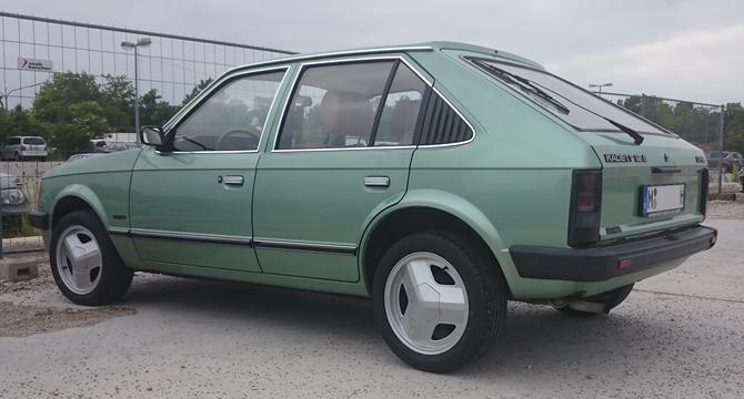 Kadett D Luxus 1982