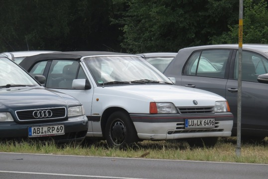 BMW Kadett E Cabrio