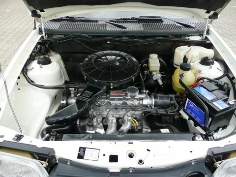 Motorraum C16LZ
