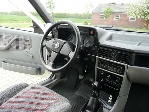 Kadett GT Innenraum