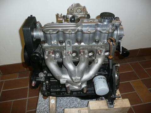 Motor C16NZ - 70294 km