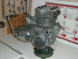 Motor Triumph Trident T150V 850cc