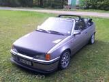 Kadett E Cabrio Edition 1.6i
