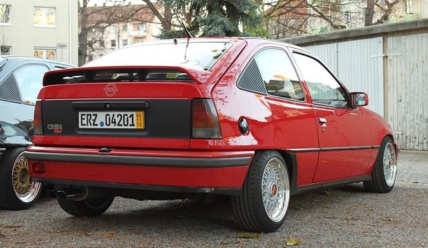 1988er GSi 16V