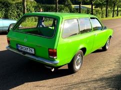 Kadett C Caravan 1974
