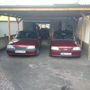 Zwei Cabrios