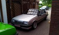 Mein silberner C Ascona Cabrio